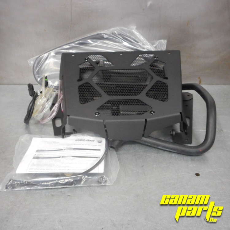 New Outlander Radiator Relocate Kit Generation One Can Am Parts Guy