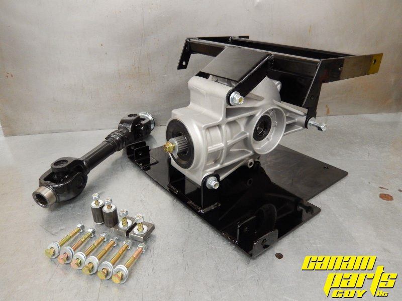 2017 Can Am 1000 >> Maverick Rear Differential Swap kit For Commander 800/1000 – Can-am Parts Guy