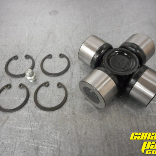 Pair of Driveshaft Clamps Vibration Resistant Crimp Fits Can-am 715900118 boot