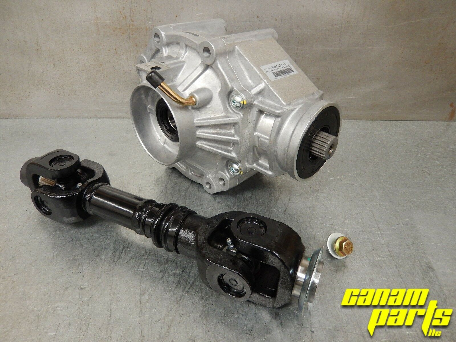 New Oem G2 Atv Rear Differential Upgrade Kit Xmr Or 2019 Canam Parts Guy