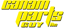 Can-am Parts Guy Logo